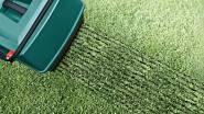 Vertikutátor svými noži umožní průnik vzduchu  a vláhy ke kořenům trávníku a zaručí jeho prosperitu. Různé typy vertikutátorů vyrábí i firma Bosch.