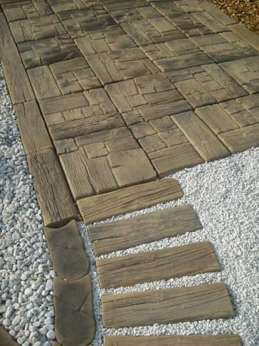 Výrobky imitace dřeva / www.imitacedreva.cz
