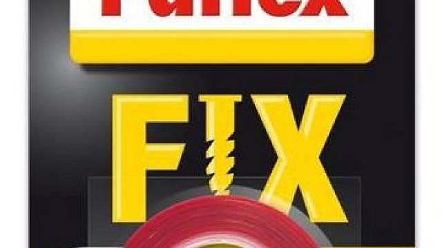 Oboustranná pěnová lepící páska PATTEX - Super fix