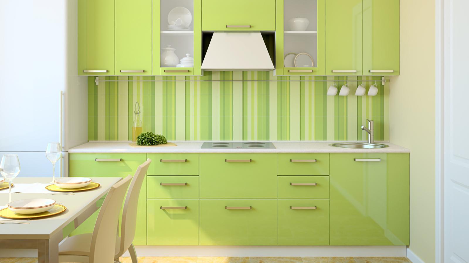 Недорогие дизайны кухонь фото