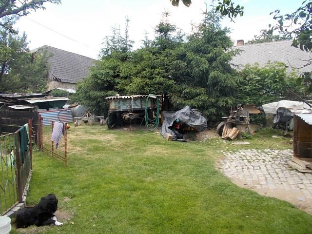 Zahrada babičky a dědy, Volyňsko