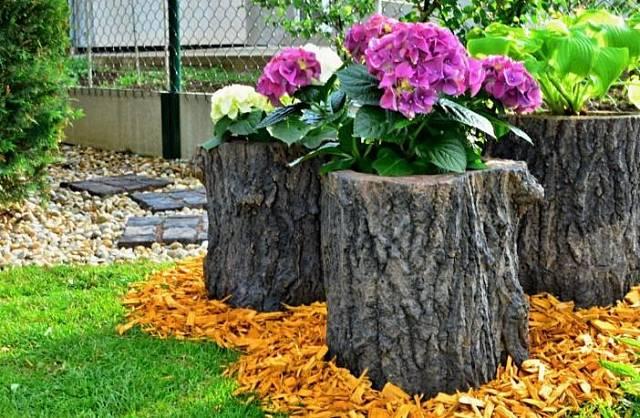 Květináče imitace dřeva / www.imitacedreva.cz