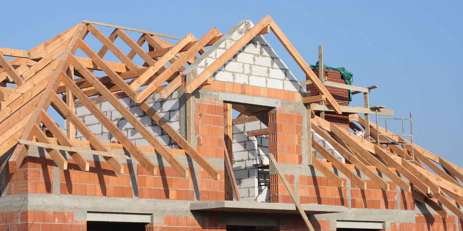 Виды крыши частного дома своими руками