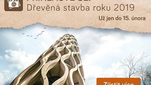 Dřevěná stavba roku