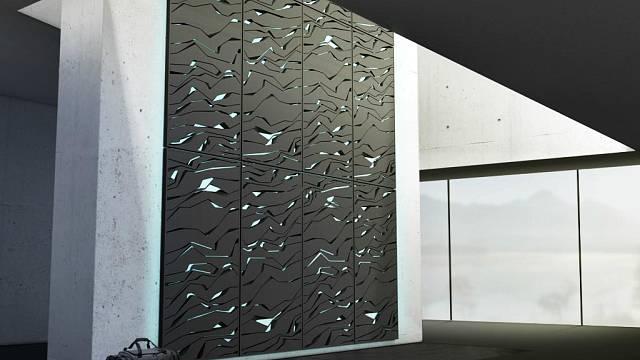 Designérské studio Lunar design přišlo s konceptem fantastické lezecké stěny budoucnosti.