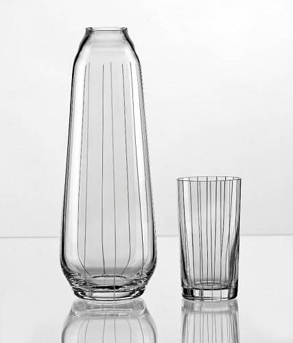 Broušené sklo od Elišky Kuchtové