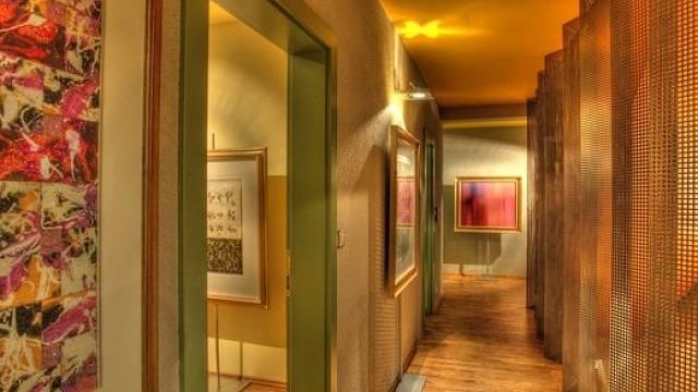 Domy jako galerie značky Richard Watzke 3