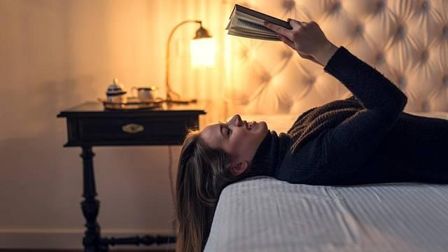 Světlo na čtení