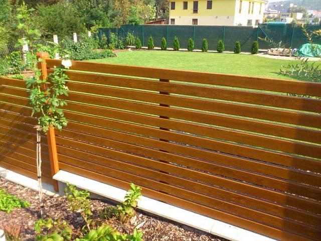 Plastový plot / www.renol.cz