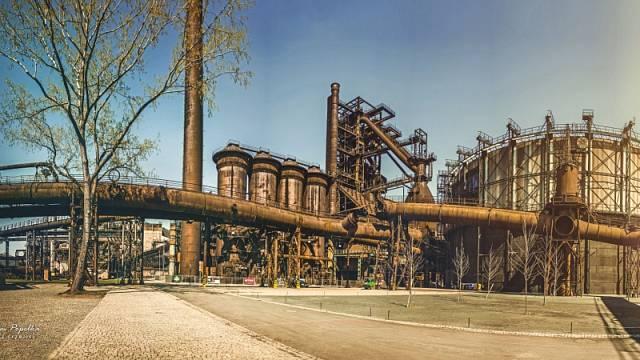 Bývalý průmyslový areál dnes nabízí zábavu i vzdělání pro všechny generace.