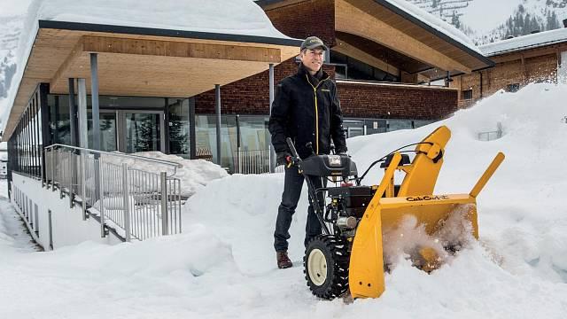 Sněhová fréza Cub Cadet 526HDSWE