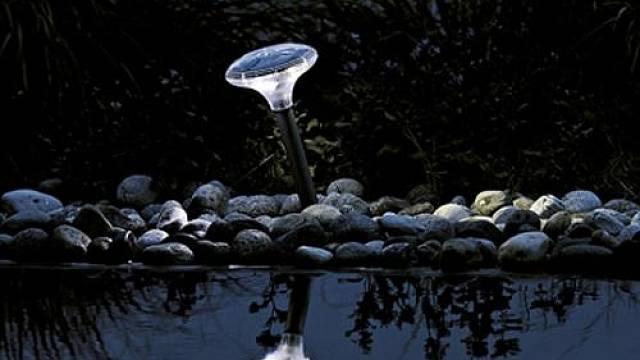 Je určená k vyznačení zahradních cest, okrajů bazénů atd., které by jinak byly těžké rozpoznat ve tmě. SolarBud nepotřebuje žádné elektrické vedení, je napájen z baterie nabíjené slunečním světlem.