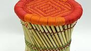 Banbusová stolička od Sanu Babu