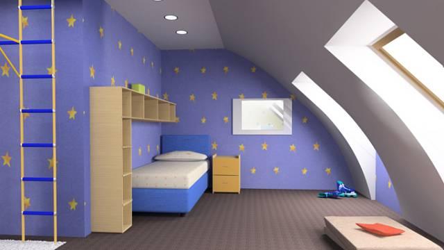 Dětský pokoj podle Feng Shui 3