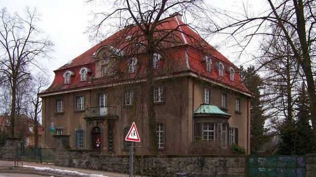 Liberec-Kristiánov, čp. 184, vila