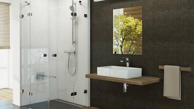 Sprchový kout Brilliant / Foto: Ravak