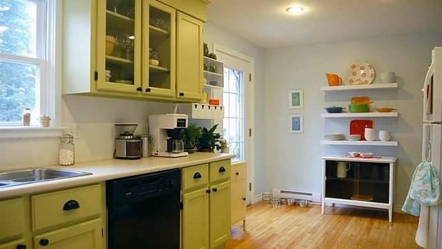 Retro kuchyně