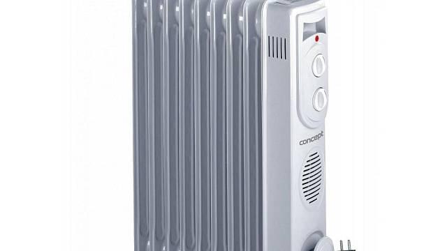 Olejové radiátory nespalují olej - jen je v oleji ponořená elektrická topná spirála. Olej pak funguje jako tepelný setrvačník.