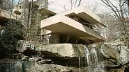 Vila na vodopádu