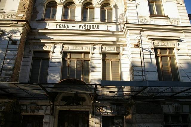 Nádraží Vyšehrad - 10.7.2012 12
