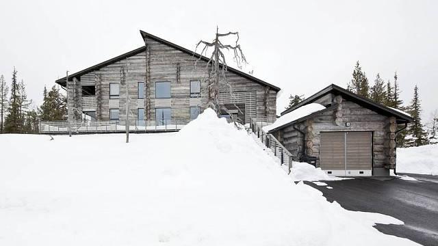 Chata v Laponsku