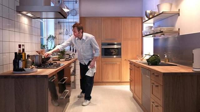 Nákupy do kuchyně: Nadčasová elegance