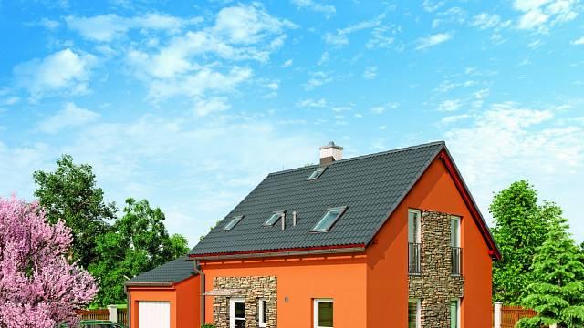 CANABA, a.s.:  UNO Počet místností 4+1  Zastavěná plocha 55,0 m² Podlahová plocha 100,0 m²