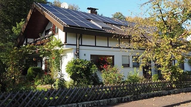 Dům v zeleni