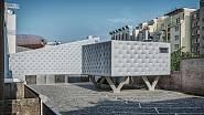 Centrum současného umění DOX+ / Petr Hájek ARCHITEKTI, Foto: Benedikt Markel