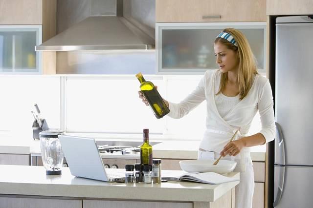 Uspořádání kuchyně