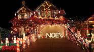Vánoční zdobení domů 4