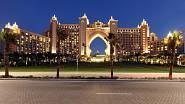 Hotel Atlantis v Dubaji, Spojené arabské emiráty