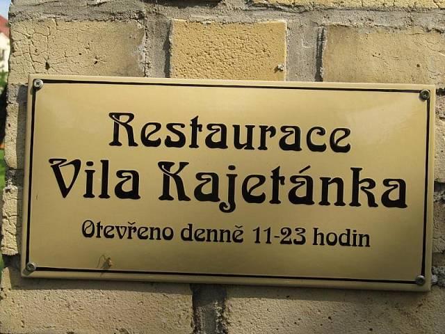 Kajetánka