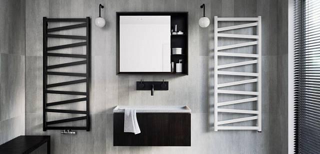 Designový radiátor Terma VIPERA ONE, cena od 8 368 Kč