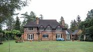 Dům britského muzikanta Bruce Foxton