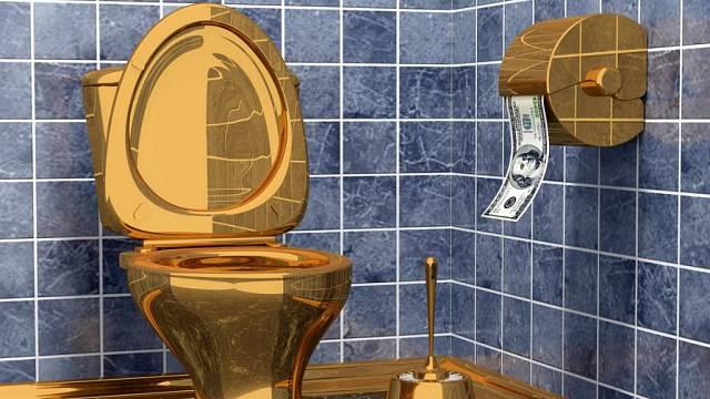 Zlatý záchod