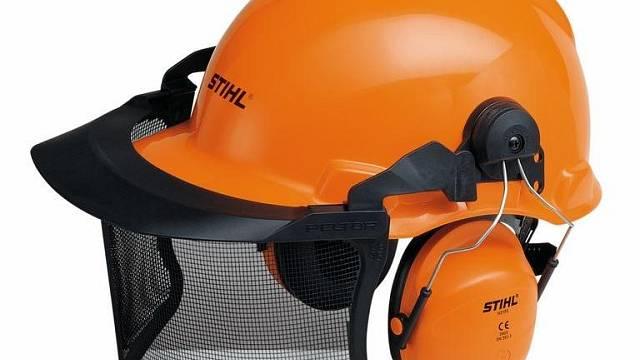 Helmy v kombinaci se štítem i sluchátky