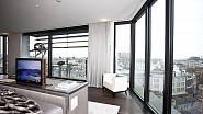Z bytů je krásný výhled.
