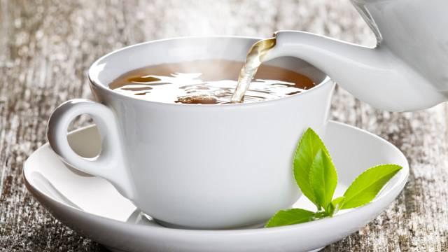 Hubnutí se zeleným čajem 1