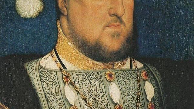 JIndrich VIII.