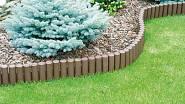 Zahradní palisáda PROSPERPLAST