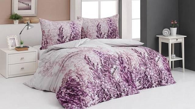 Povlečení Lilac z dílny uznávané módní návrhářky Blanky Matragi.