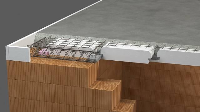Základové a stropní konstrukce 1
