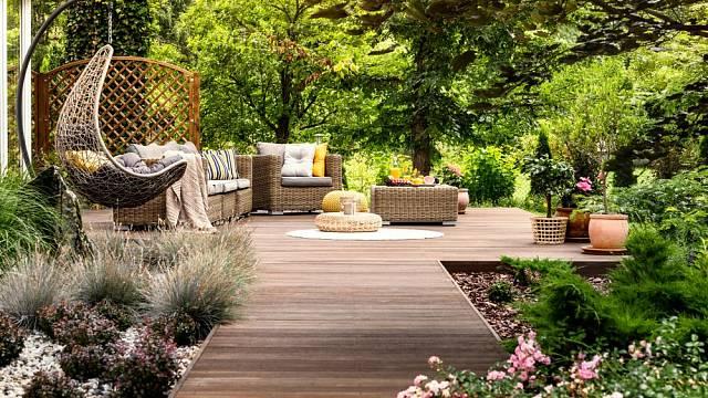 Otevřete dveře do zahrady - a ocitnete se v jiném světě.