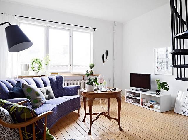 51 m² ve dvou patrech 8