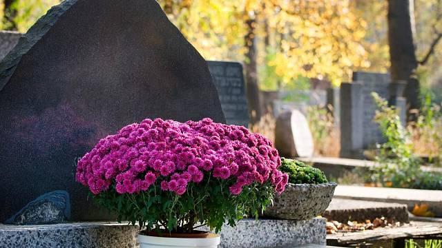 Výzdoba hrobů
