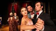 S Irenou Máchovou v Tančírně