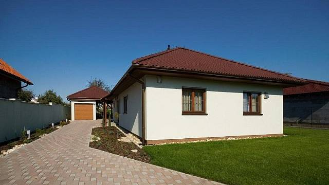 Montovaný+dům