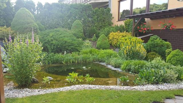 Krásná zahrada - Jihomoravský kraj