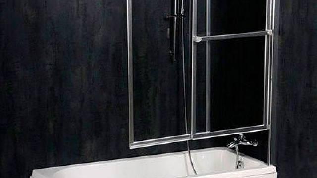 Luxusní vanová zástěna bezrámová, 100 cm, RAVAK